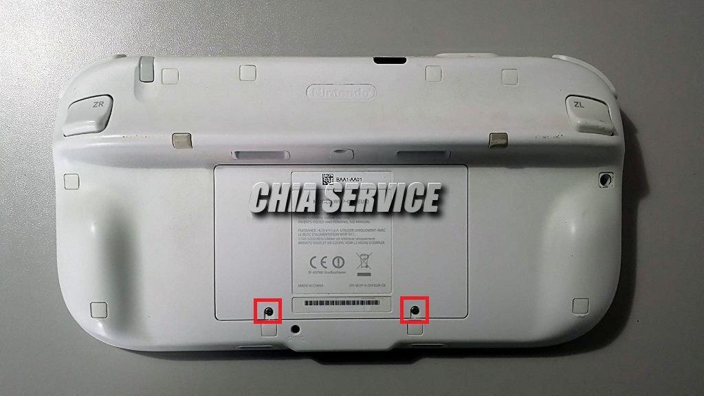 WiiPad U vista retro