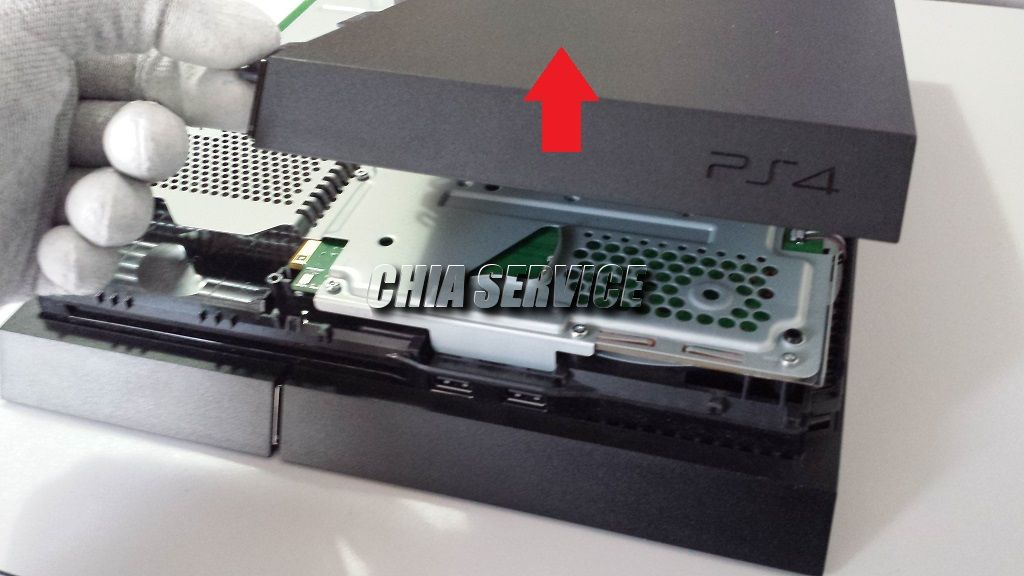 Playstation4GuidaSmontaggio17